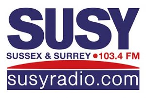 Susy Radio Sussex and Surrey radio